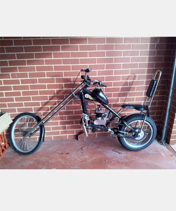 Matt's Chopper