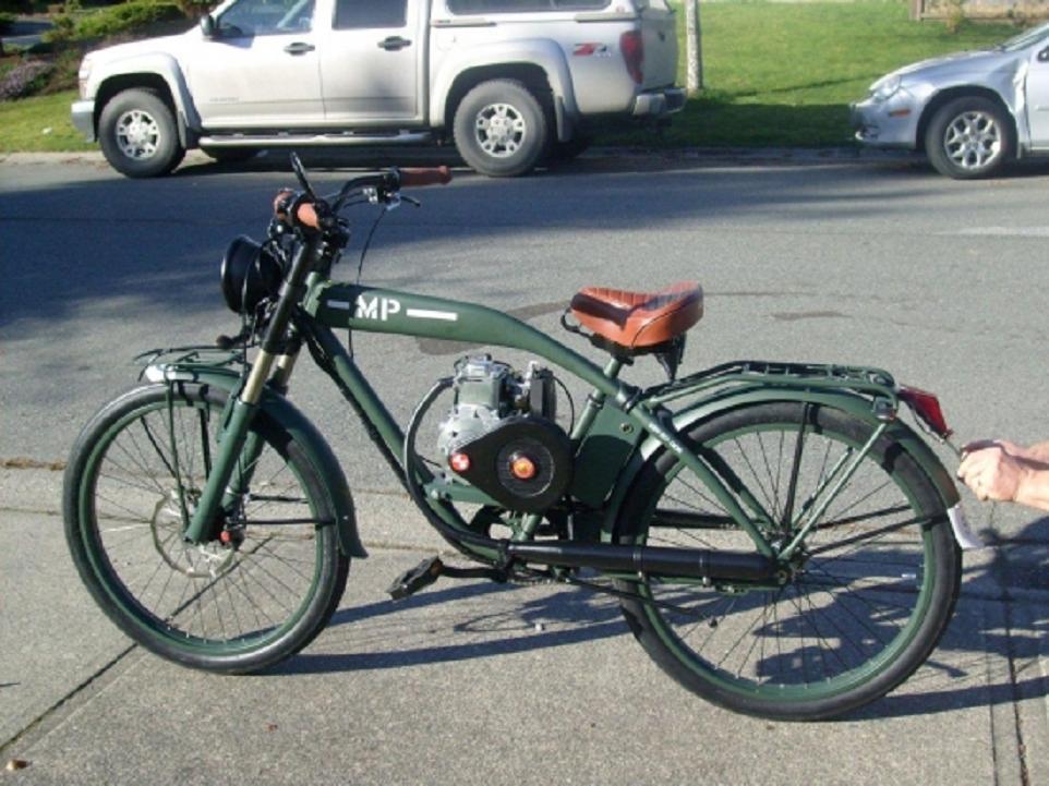 Motorized Army Style 3