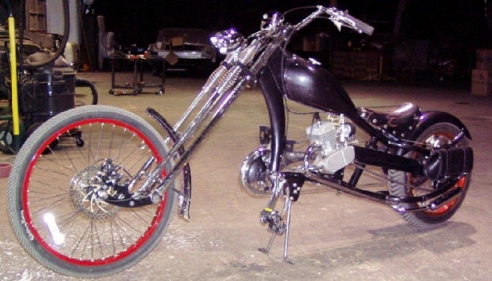 Motorized Chopper 5