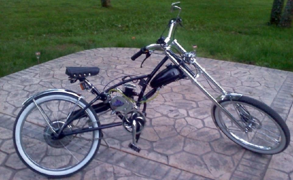 Motorized Chopper 6